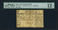 Colonial Notes:New York, New York February 16, 1771 5s PMG Fine 12 Net.. ...