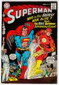 Silver Age (1956-1969):Superhero, Superman #199 (DC, 1967) Condition: VG/FN....