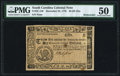 Colonial Notes:South Carolina, South Carolina December 23, 1776 $6 PMG About Uncirculated 50.. ...