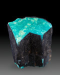 Minerals:Cabinet Specimens, Amazonite. Ethiopia. 6.06 x 4.86 x 4.02 inches (15.40 x 12.35 x10.20 cm). ...