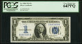 Fr. 1606 $1 1934 Silver Certificate. PCGS Very Choice New 64PPQ