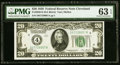 Small Size:Federal Reserve Notes, Fr. 2050-D $20 1928 Federal Reserve Note. PMG Choice Uncirculated63 EPQ.. ...