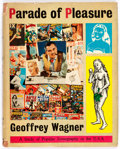 Books:Reference, Parade of Pleasure by Geoffrey Wagner (Derek Verschoyle Limited,1954) Condition VG....