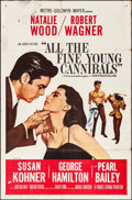 "Movie Posters:Romance, All the Fine Young Cannibals & Other Lot (MGM, 1960). Folded,Fine/Very Fine. One Sheets (2) (27"" X 41""). Romance.. ... (Total: 2Items)"