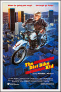 "Movie Posters:Comedy, The Dirt Bike Kid (Concorde, 1985). Folded, Very Fine. One Sheet (27"" X 41"") & Presskit with Photos (7) (8"" X 10"") and Press... (Total: 2 Items)"