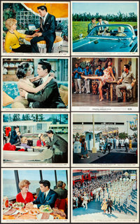 """It Happened at the World's Fair & Other Lot (MGM, 1963). Very Fine-. Color Photos (8) (8"""" X 10""""). Elvi..."""