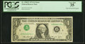 Error Notes:Inverted Third Printings, Inverted Third Printing Error Fr. 1908-F $1 1974 Federal Reserve Note. PCGS Very Fine 35.. ...