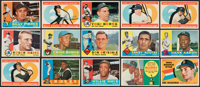 1960 Topps Baseball Collection (1300+)