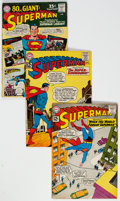 Silver Age (1956-1969):Superhero, Superman Group of 31 (DC, 1962-75) Condition: Average VG....(Total: 31 )