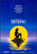 """Movie Posters:Animation, The Little Mermaid (Buena Vista, 1989). Rolled, Very Fine. One Sheet (27"""" X 4.""""). Animation.. ..."""