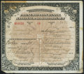 Prescription Blank - National Prohibition Act from Monongahela, PA Extremely Fine, 2POCs