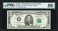 Small Size:Federal Reserve Notes, Fr. 1976-F* $5 1981 Federal Reserve Star Note. PMG Gem Uncirculated 66 EPQ.. ...