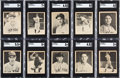Baseball Cards:Sets, 1939 Play Ball Baseball Complete Set (162)....
