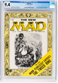 Magazines:Mad, MAD #25 (EC, 1955) CGC NM 9.4 Off-white to white pages....