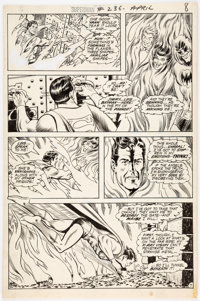 Curt Swan and Murphy Anderson Superman #236 Story Page 7 Original Art (DC, 1971)