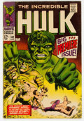 Silver Age (1956-1969):Superhero, The Incredible Hulk #102 (Marvel, 1968) Condition: VG+....