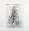 Collectible:Contemporary, KAWS (b. 1974). Passing Through, set of three, 2018. Painted cast vinyl. 8 x 6 x 6 inches (20.3 x 15.2 x 15.2 cm). Open ... (Total: 3 Items)