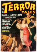 Pulps:Horror, Terror Tales - May 1935 (Popular) Condition: VG+....