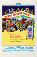 Movie Posters:Comedy, The Night They Raided Minsky's & Other Lot (United Artists...