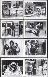 The Rocky Horror Picture Show (20th Century Fox, 1975). Overall: Very Fine-. Photos (13) & Mini Lobby Cards (2)...
