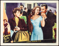 Movie Posters:Drama, Smash-Up: The Story of a Woman (Universal International, 1...