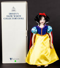 Movie Posters:Animation, Snow White and the Seven Dwarfs (1987). Very Fine. 50th Anniversary Porcelain Doll in Original Packaging and Shipping Box (8...