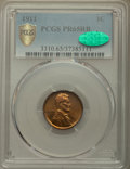 Proof Lincoln Cents, 1911 1C PR65 Red and Brown PCGS. CAC. PCGS Population: (73/26 and2/2+). NGC Census: (0/0 and 0/0+). CDN: $1,100 Whsle. Bid...
