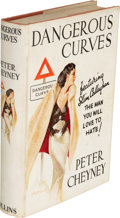 Books:Mystery & Detective Fiction, Peter Cheyney. Group of Four Collins Books. London: 1939-1941. First editions. Inscribed.. ... (Total: 4 Items)
