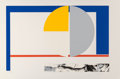 Fine Art - Work on Paper:Print, Budd Hopkins (1931-2011). Jutland III, 1979. Serigraph incolors on wove paper. 26 x 40 inches (66 x 101.6 cm) (sheet). ...