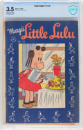 Four Color #115 Marge's Little Lulu (Dell, 1946) CBCS VG- 3.5 Cream to off-white pages