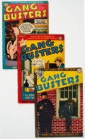 Golden Age (1938-1955):Crime, Gang Busters Group of 15 (DC, 1949-58) Condition: Average VG-.... (Total: 15 Comic Books)