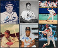 Autographs:Photos, St. Louis Cardinals Signed Photograph Lot of 72....