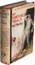 Books:Mystery & Detective Fiction, H. C. Bailey. Mr. Fortune's Trials.