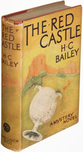 Books:Mystery & Detective Fiction, H. C. Bailey. The Red Castle.