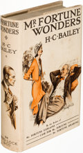 Books:Mystery & Detective Fiction, H. C. Bailey. Mr. Fortune Wonders. London: 1933. First edition....
