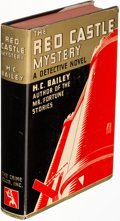 Books:Mystery & Detective Fiction, H. C. Bailey. The Red Castle Mystery. Garden City, NY: 1932. First U. S. edition....