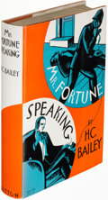 Books:Mystery & Detective Fiction, H. C. Bailey. Group of Three Mr. Fortune Books. Ne...