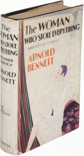Books:Mystery & Detective Fiction, Arnold Bennett. The Woman Who Stole Everythi...