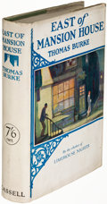Books:Mystery & Detective Fiction, Thomas Burke. Group of Three Story Collections. Lo...