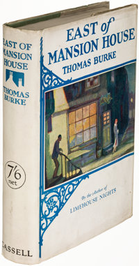 Thomas Burke. Group of Three Story Collections. London and New York: 1928-1936. First, first English, and first U. S