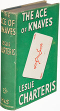 Books:Mystery & Detective Fiction, Leslie Charteris. The Ace of Knaves....