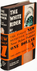 Books:Mystery & Detective Fiction, Leslie Charteris. The White Rider.