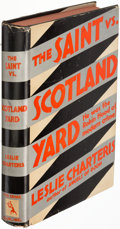 Books:Mystery & Detective Fiction, Leslie Charteris. Group of Three Crime Club Books. Garden City: 1932-1933. First U. S. editions.... (Total: 3 Items)
