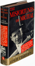 Books:Mystery & Detective Fiction, Leslie Charteris. Group of Three Crime Club Books....