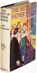Books:Mystery & Detective Fiction, G. K. Chesterton. The Secret of Father Brown. London: 1927. First edition....