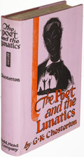 Books:Mystery & Detective Fiction, G. K. Chesterton. Pair of The Poet and the L...