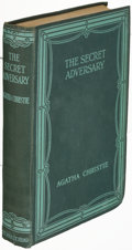 Books:Mystery & Detective Fiction, Agatha Christie. The Secret Adversary. London: 1922. First edition....