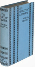Books:Mystery & Detective Fiction, Agatha Christie. The Secret of Chimneys. London: 1925. First edition....