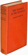 Books:Mystery & Detective Fiction, Agatha Christie. The Murder at the Vicarage....
