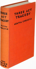 Books:Mystery & Detective Fiction, Agatha Christie. Pair of Crime Club Books. London: 1935-1936. First editions.... (Total: 2 Items)